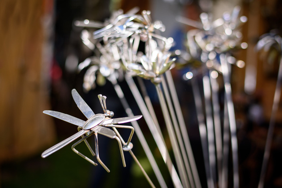 Flatware Dragonfly