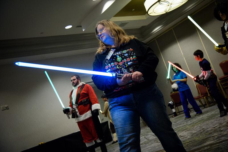 Saber Legion – Blade of Light: Evolution of saber combat