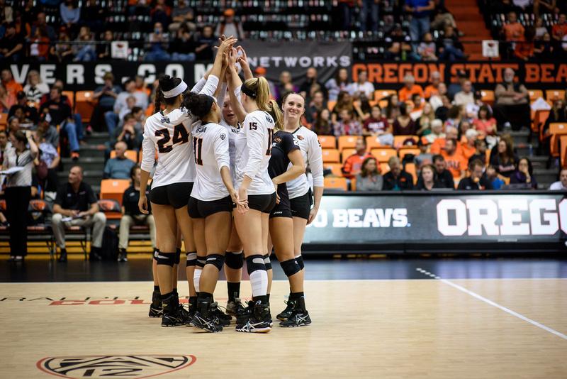 OSU Women's Volleyball Team