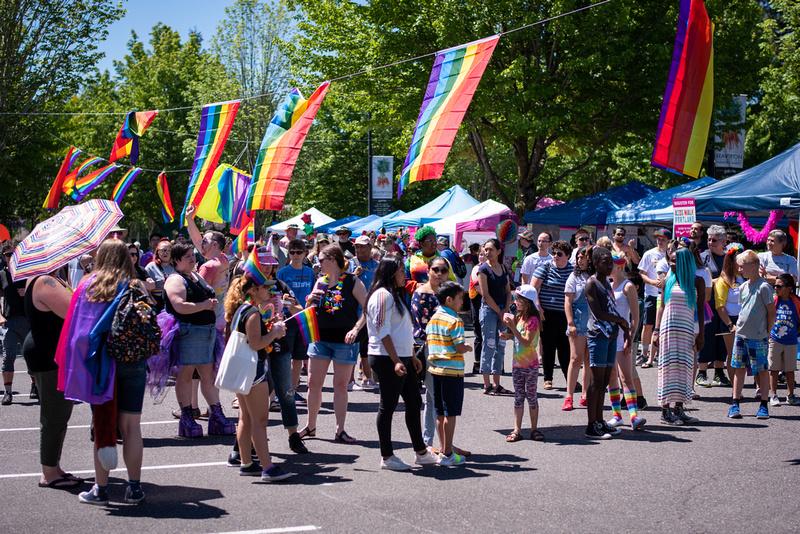 Beaverton Pride in the Park 2018