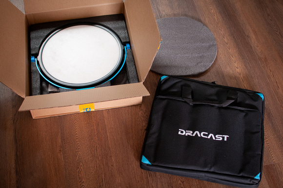 Dracast LED Light & Case
