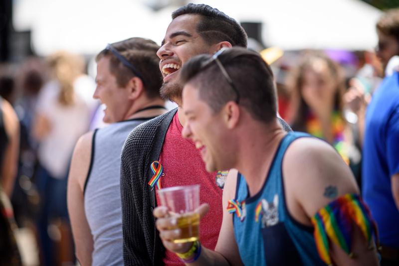 2017 Pride Waterfront Festival